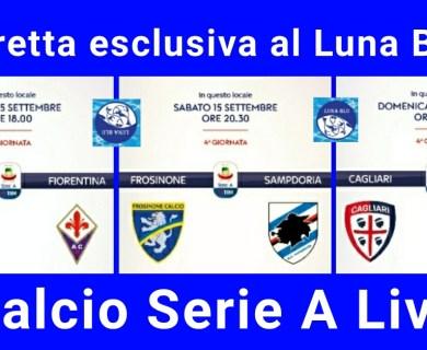 Calcio Live al Luna Blu Parma
