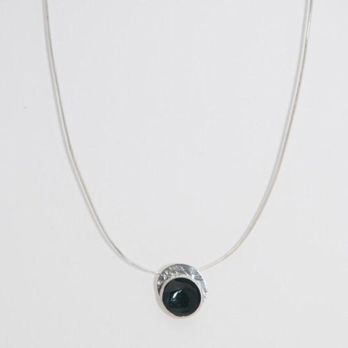 Tiny Colours halsketting zwart