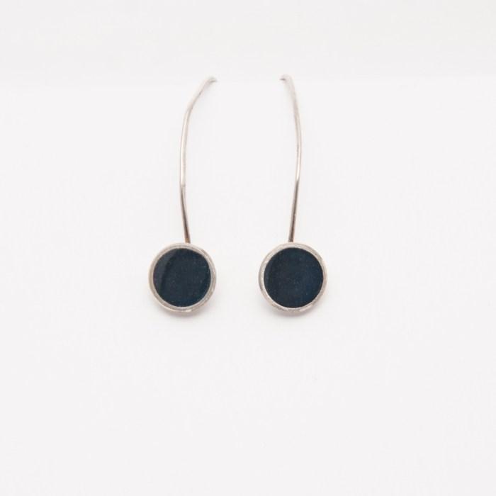 Tiny Colours zilver zwart