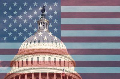 USA Flag Filter