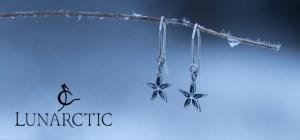 Tähtikukka -korvakorut