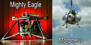 Mighty Eagle, Morpheus