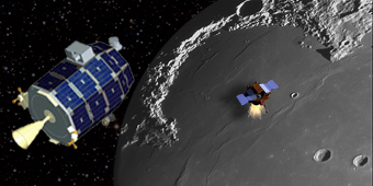 LADEE & Chang'e-3