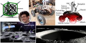 NASA Mooncraft Intiatives