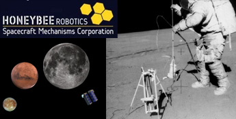 Honeybee CubeSats Lunar Probe