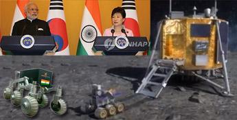 IndiaKoreaMoon