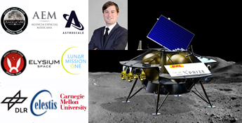 Astrobotic Lunar Delivery