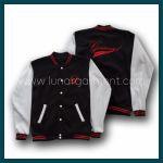 Hasil Produksi Dan Desain Jaket GERANDD Bahan Fleece PE