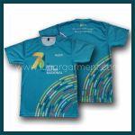 Hasil Produksi Dan Desain Kaos Jersey PLN Bahan Drifit