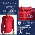 Hasil Produksi Poloshirt alumni IPA
