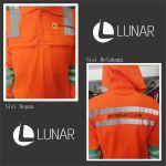 Hasil Produksi Poloshirt PLN bahan Double Knitt