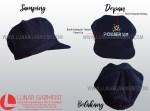 Hasil Produksi Topi Rapel Daimaru Power Up