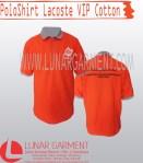 Hasil Produksi Dan Desain Poloshirt Garam Lososa