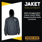 Hasil Konveksi Jaket Quality Assurance
