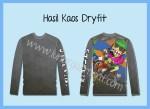 Hasil Produksi Dan Desain Kaos Dryfit STEEVIBI