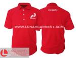 Hasil Produksi Poloshirt Lacoste Katun Pertamina
