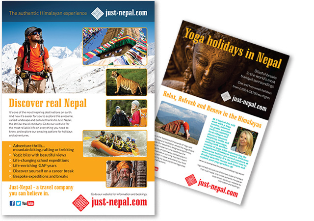 Leaflet designed by Lunaria Ltd.