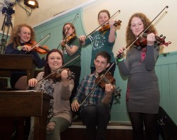 Fyne Fiddles Vol 1, Launch