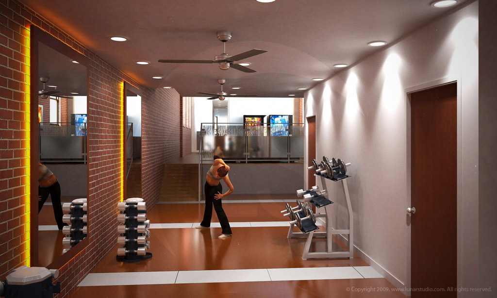 gyms on Pinterest
