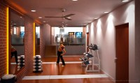 gyms on Pinterest | Gym Interior, Commercial Interiors and ...