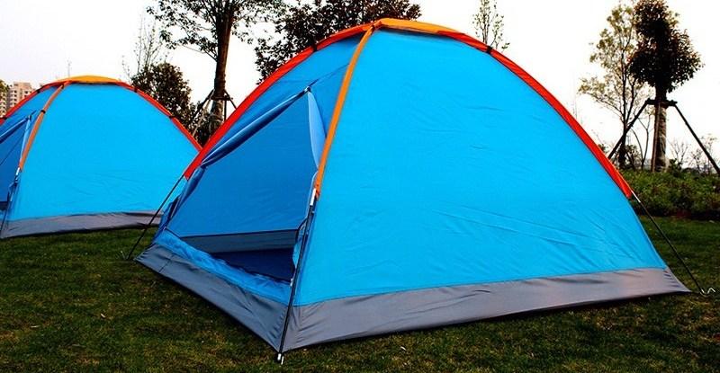 Bahan Kain Waterproof Untuk Pembuatan Tenda
