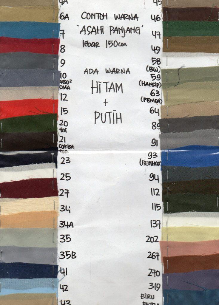 Catalog Furing Asahi 150 cm