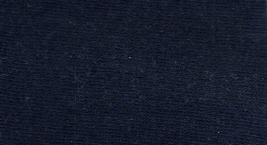 Cotton Combed 24s & 30s Navy