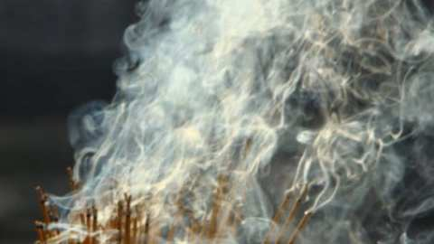 Incense Correspondences By Intent