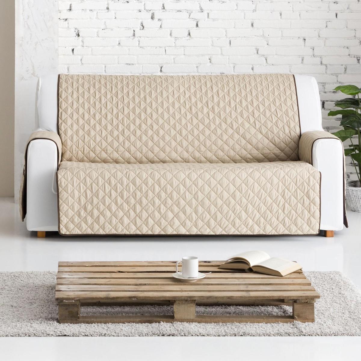fundas para sofa en peru sofas con chaise longue el corte ingles funda sofá reversible dual quilt eysa