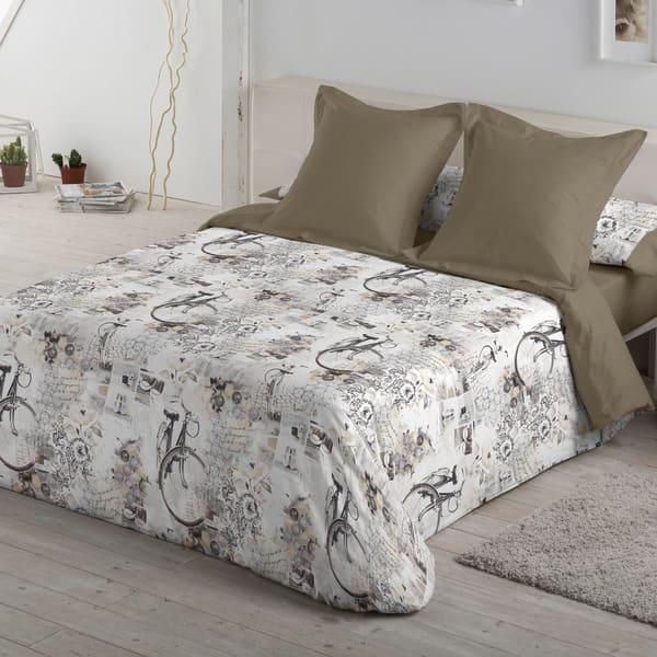 Ropa de cama para habitaciones vintage