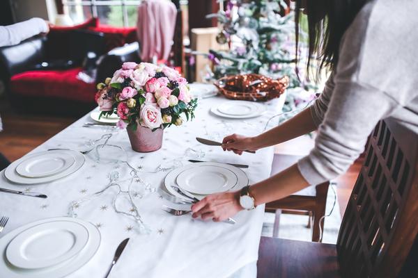 Especial navidad: mesas navideñas que triunfan