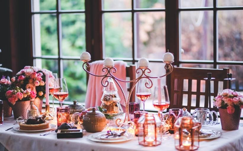 Cómo poner una mesa de Navidad perfecta