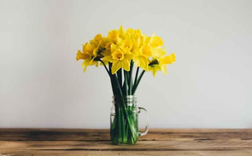 Ideas para una habitación primaveral