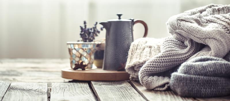 Especial ropa de hogar de invierno, elige lo mejor para tu familia