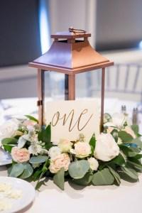 flower wreath, lantern centerpiece, lantern, eucalyptus ...