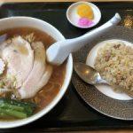新潟 三条の老舗定食屋【お食事処 やじろう】ランチセット食べた☆