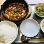 新潟 中央区の中華店【麺食堂 近江(おうみ)】麻婆豆腐定食ランチ☆