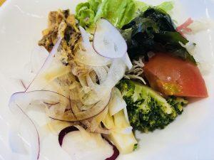 キラキラレストラン サラダ