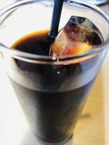菜の鳥(串ひろ)古町店 アイスコーヒー