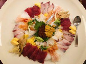 ほうせい丸 海鮮チャレンジ丼
