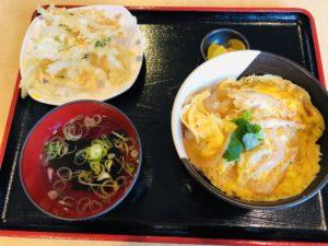 新湊食堂 白エビ卵とじ丼