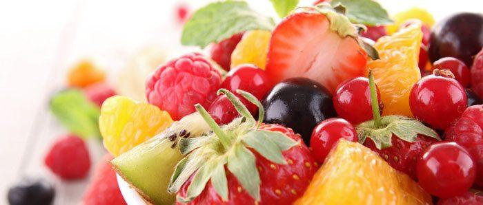 תמונה של פירות
