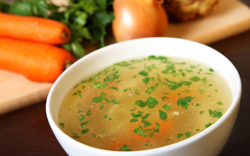 תמונה של מרק ירקות