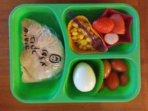 קופסת אוכל אטרקטיבית לגן