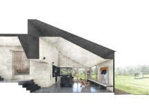 Two Pavilions Encourage a Sociable Lifestyle and Embrace ...