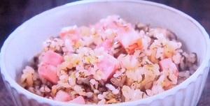 海苔の炊き込みご飯
