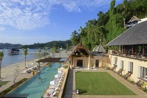 ... Gaya Island Resort