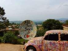 View of Kigali, Rwanda