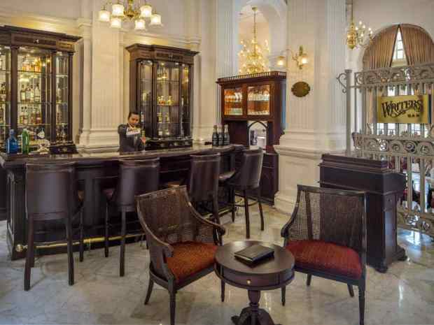 The Writers Bar, Raffles Hotel, Singapore