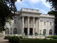 The Marble House, Newport, Lunch Magazine